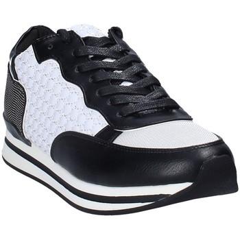 Fornarina PI18SK1123P000 Schwarz - Schuhe Sneaker Low Damen 3495