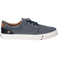 Schuhe Herren Sneaker Low Wrangler WM181020 Blau