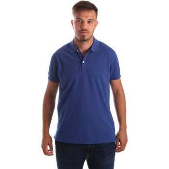 Kleidung Herren Polohemden Navigare NV82086 Blau