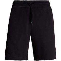 Kleidung Herren Shorts / Bermudas Napapijri N0YIEP Schwarz