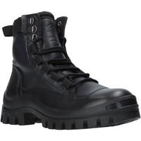 Schuhe Herren Wanderschuhe Lumberjack SM67101 001 M92 Schwarz