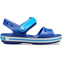 Schuhe Kinder Sandalen / Sandaletten Crocs 12856 Blau
