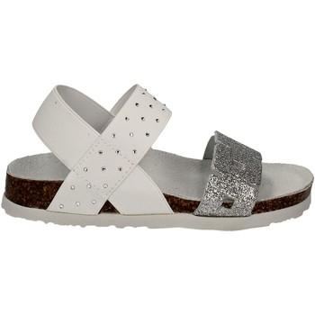 Schuhe Mädchen Sandalen / Sandaletten Bionatura WANDA Weiß