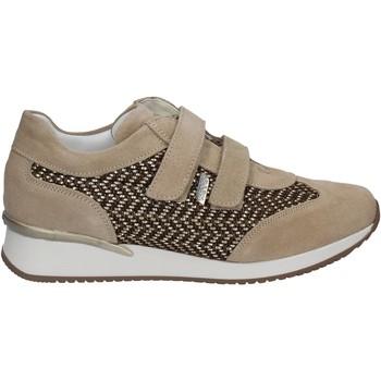 Schuhe Damen Sneaker Low Keys 5003 Beige
