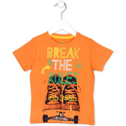 Kleidung Kinder T-Shirts Losan 715 1214AC Orange