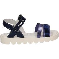 Schuhe Mädchen Sandalen / Sandaletten Melania ME4067D7E.A Blau