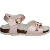 Schuhe Mädchen Sandalen / Sandaletten Bionatura 22B1005 Rosa