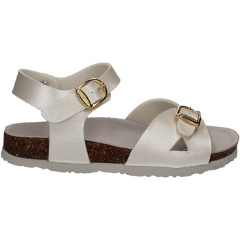 Schuhe Kinder Sandalen / Sandaletten Bionatura 22B1005 Weiß