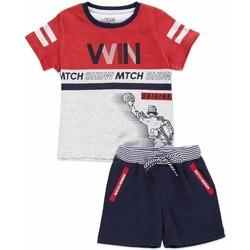 Kleidung Kinder Kleider & Outfits Losan 815-8009AC Grau