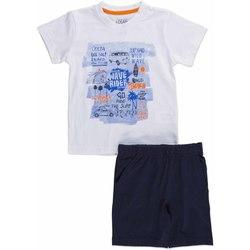 Kleidung Kinder Kleider & Outfits Losan 815-8045AC Weiß