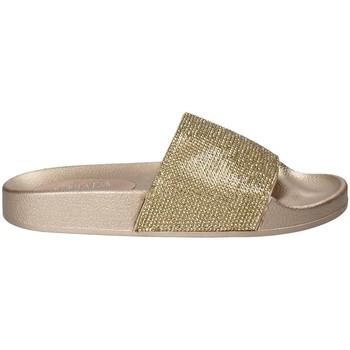 Schuhe Damen Pantoffel Chiara Pacini C18E2506 Gelb