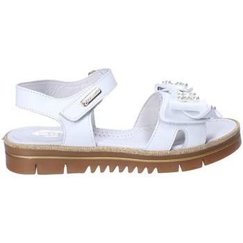 Schuhe Mädchen Sandalen / Sandaletten Balducci 10223A Weiß