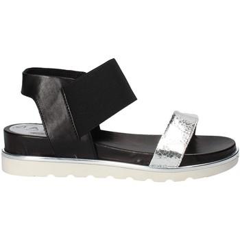 Schuhe Damen Sandalen / Sandaletten Mally 5785 Grau