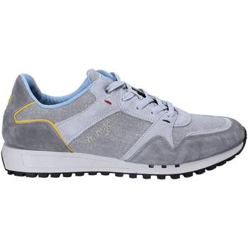 Schuhe Herren Sneaker Low Wrangler WM181090 Grau