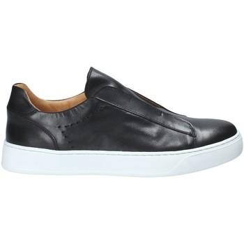 Schuhe Herren Slip on Exton 510 Schwarz