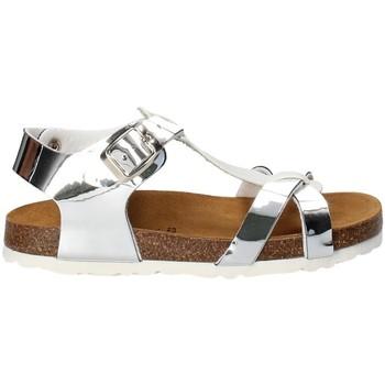 Schuhe Kinder Sandalen / Sandaletten Bamboo BAM-215 Grau