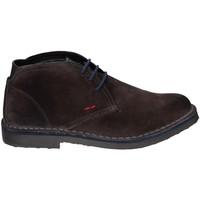 Schuhe Herren Boots Rogers 6037 Grau