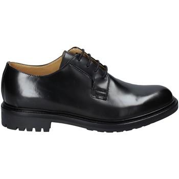 Schuhe Herren Derby-Schuhe Rogers 122A Schwarz