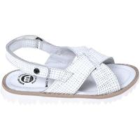 Schuhe Mädchen Sandalen / Sandaletten Melania ME4096D9E.E Weiß
