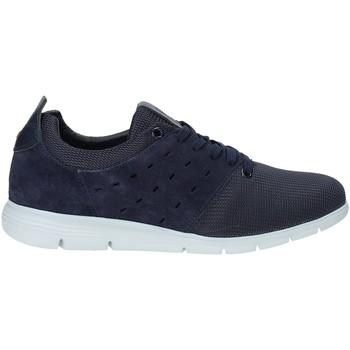 Schuhe Herren Sneaker Low Impronte IM91030A Blau