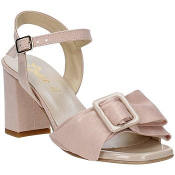 Schuhe Damen Sandalen / Sandaletten Grace Shoes AMALIA Rosa