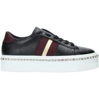 Schuhe Damen Sneaker Low Gold&gold B19 GA139 Schwarz