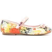 Schuhe Mädchen Ballerinas Lulu LB110002T Orange