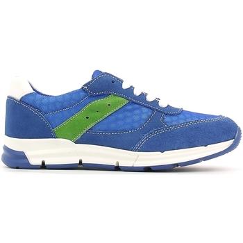 Schuhe Kinder Sneaker Low Crazy MK6020F6E.C Blau