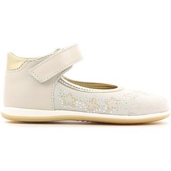Schuhe Mädchen Ballerinas Crazy MK0168A6E.T Beige
