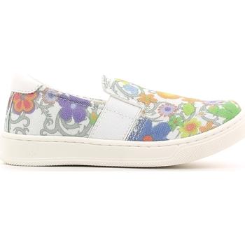 Schuhe Kinder Sneaker Low Crazy MK1063B6E.X Weiß