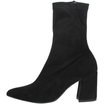 Schuhe Damen Low Boots Pregunta IC9821C Schwarz