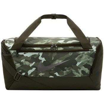 Taschen Reisetasche Nike Brasilia 90 Grün, Olivgrün