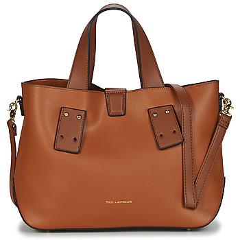 Taschen Damen Handtasche Ted Lapidus CORBY Camel