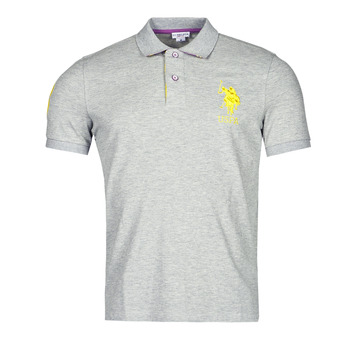 Kleidung Herren Polohemden U.S Polo Assn. NEW HORSE POLO Grau