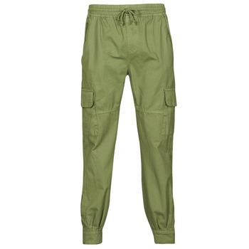 Kleidung Herren Cargo Hosen Urban Classics TB4127 Khaki