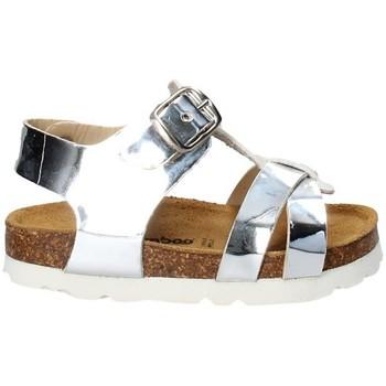 Schuhe Mädchen Sandalen / Sandaletten Bamboo BAM-215 Grau