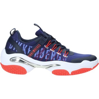 Schuhe Herren Sneaker Low Bikkembergs B4BKM0039 Blau