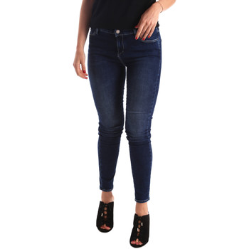 Kleidung Damen Jeans Gas 355652 Blau