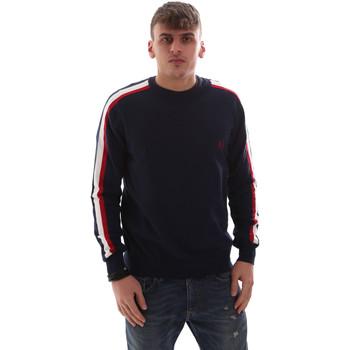 Kleidung Herren Pullover U.S Polo Assn. 52469 52612 Blau
