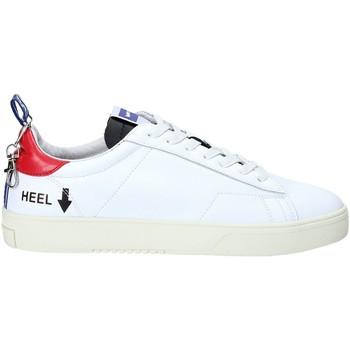 Schuhe Herren Sneaker Low Gas GAM914021 Weiß