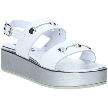 Schuhe Damen Sandalen / Sandaletten Susimoda 285625-01 Weiß