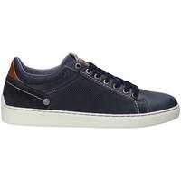 Schuhe Herren Sneaker Low Wrangler WM91021A Blau