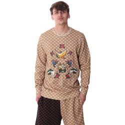 Kleidung Herren Sweatshirts Sprayground 20SP025 Beige