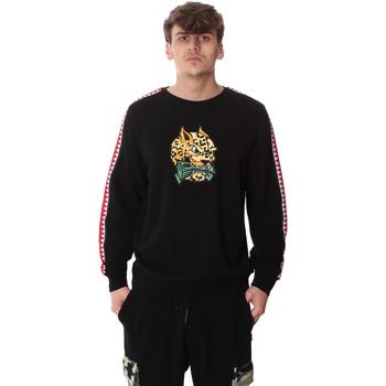 Kleidung Herren Sweatshirts Sprayground 20SP024BLK Schwarz
