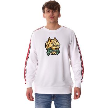 Kleidung Herren Sweatshirts Sprayground 20SP024WHT Weiß