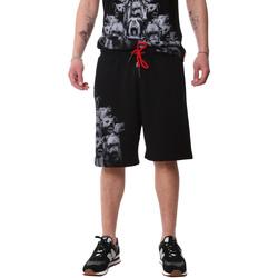 Kleidung Herren Shorts / Bermudas Sprayground 20SP031 Schwarz