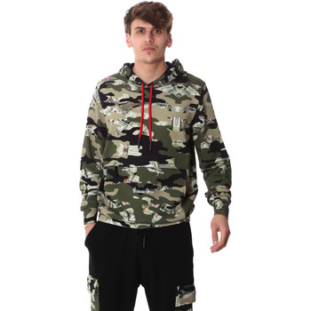 Kleidung Herren Sweatshirts Sprayground 20SP008 Grün