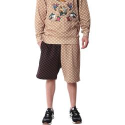 Kleidung Herren Shorts / Bermudas Sprayground 20SP029 Braun