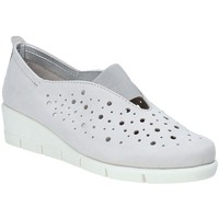 Schuhe Damen Slip on The Flexx B235_34 Grau