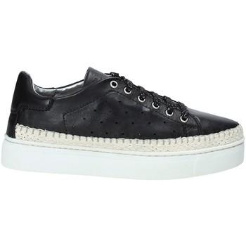 Schuhe Damen Sneaker Low The Flexx D1029_04 Schwarz